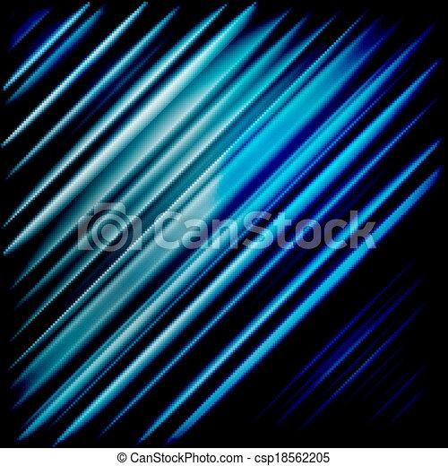 Abstract dark blue - csp18562205