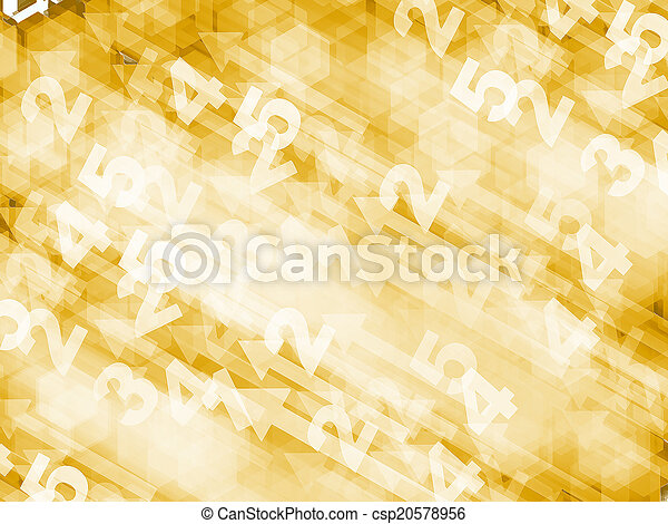 abstract data transfer background - csp20578956