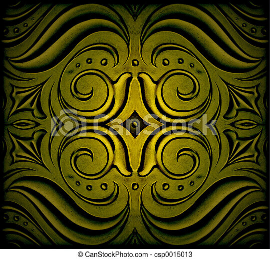 Abstract decoration - csp0015013