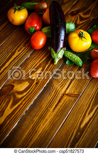 abstract design background vegetables - csp51827573