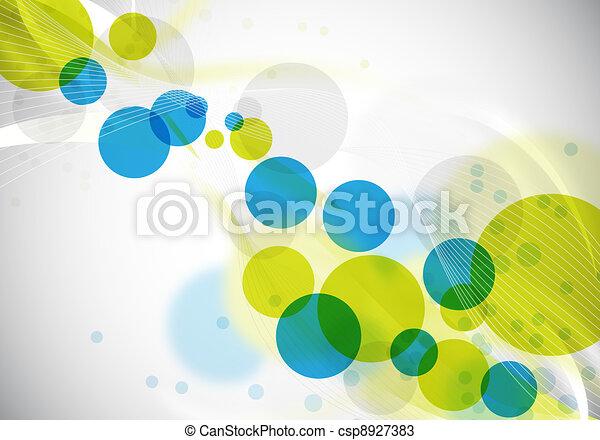 abstract design - csp8927383