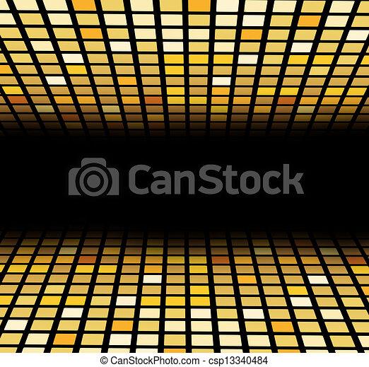 abstract, disco - csp13340484
