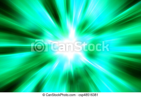 abstract explosion background - csp48516381
