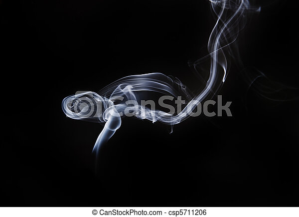 Abstract fantasy smoke texture background - csp5711206