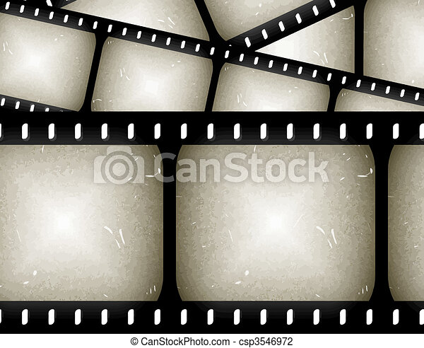 abstract filmstrip - csp3546972