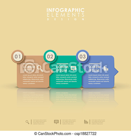 Abstract flow chart infographics modern vector abstract vector abstract flow chart infographics csp18827722 ccuart Image collections