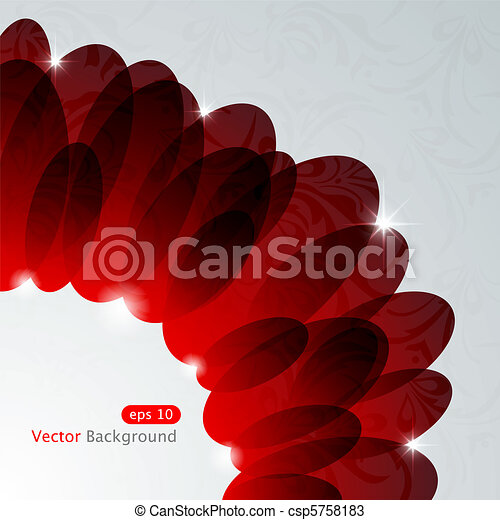 Abstract flower - csp5758183