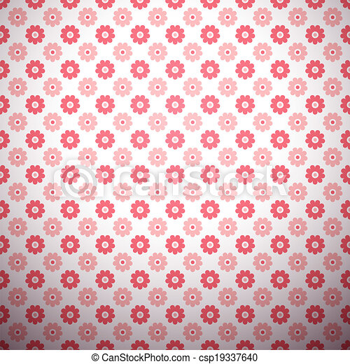 Abstract flower pattern wallpaper vector illustration for delicate abstract flower pattern wallpaper vector illustration for delicate girl and baby design pink and white romantic colors seamless feminine background mightylinksfo