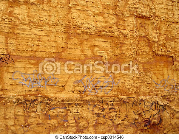 Abstract foam wall - csp0014546