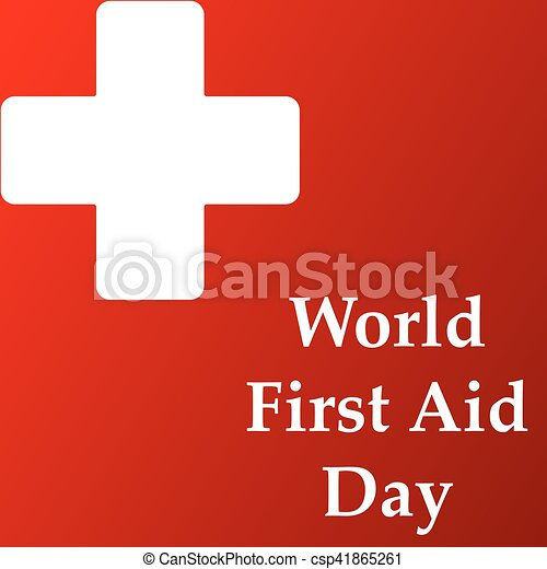 abstract for World First Aid Day - csp41865261