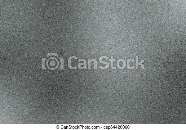 abstract, geborstelde, aluminium, achtergrond, textuur - csp64420060
