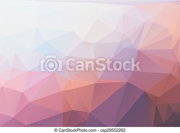 Abstract Geometric Background - csp29552262