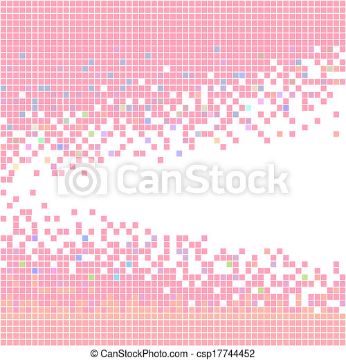 Abstract Geometric Background - csp17744452