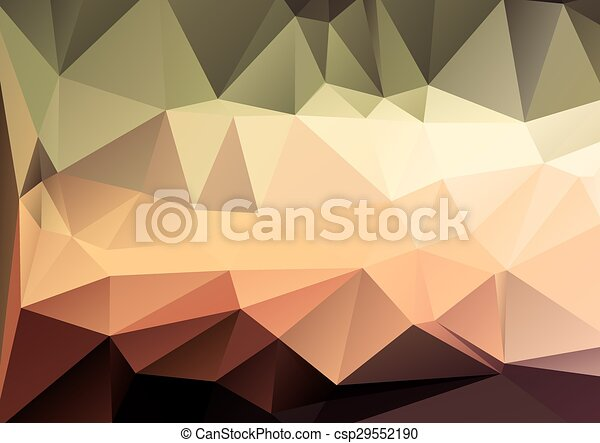 Abstract Geometric Background - csp29552190