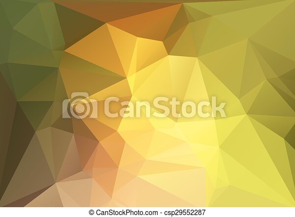 Abstract Geometric Background - csp29552287