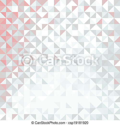 Abstract Geometric Background - csp19181920