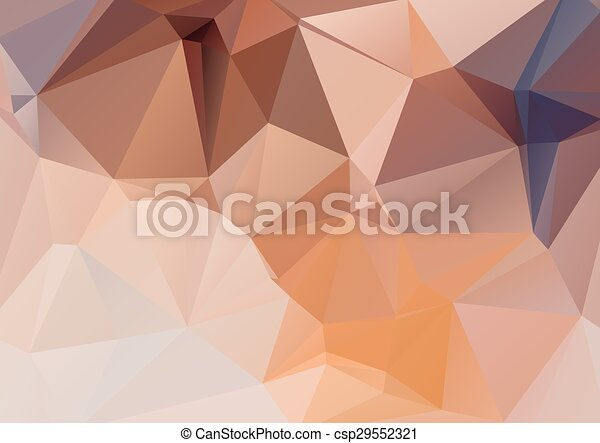 Abstract Geometric Background - csp29552321