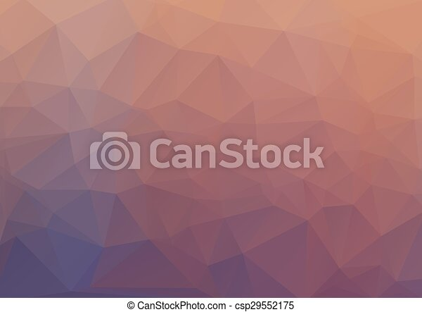 Abstract Geometric Background - csp29552175