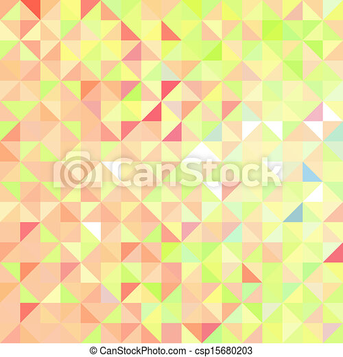 Abstract Geometric Background - csp15680203