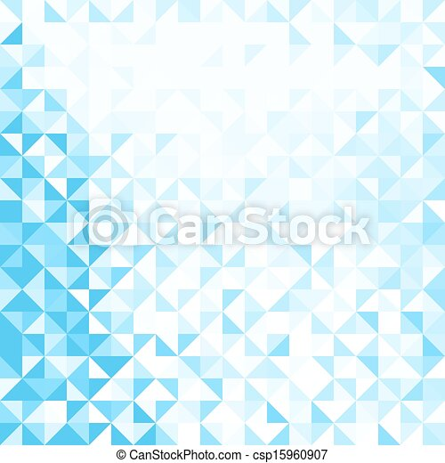 Abstract Geometric Background - csp15960907