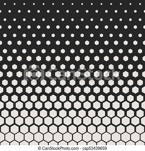 Abstract geometric pattern  Hipster fashion design print hexagonal pattern   White honeycombs on a black background  Vector