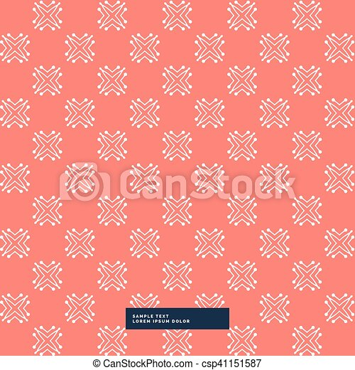 abstract geometric pattern shape - csp41151587