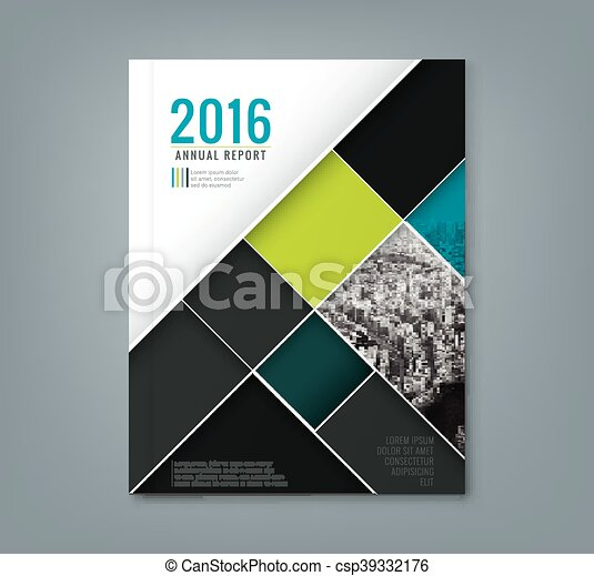 Abstract geometric square shape design template for business annual abstract geometric square shape design template for business annual report book cover brochure flyer poster maxwellsz