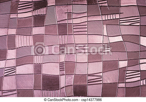 Abstract glass background texture - csp14377986