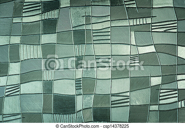 Abstract glass background texture - csp14378225