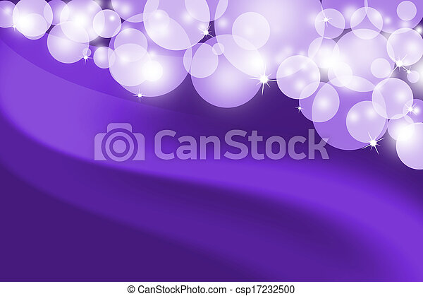 Abstract glowing purple background - csp17232500