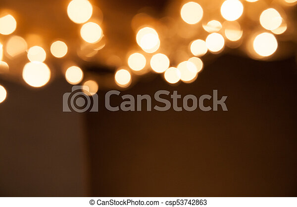 Abstract gold light - csp53742863