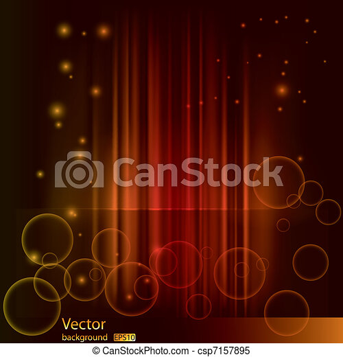 Abstract golden background - csp7157895