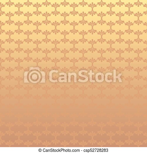 Abstract golden background. - csp52728283