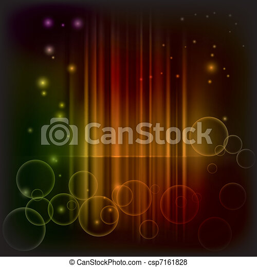 Abstract golden background - csp7161828