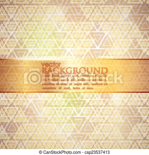 abstract golden background  - csp23537413