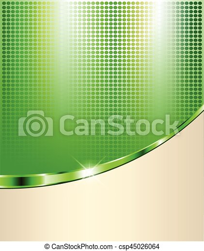 Abstract green background - csp45026064