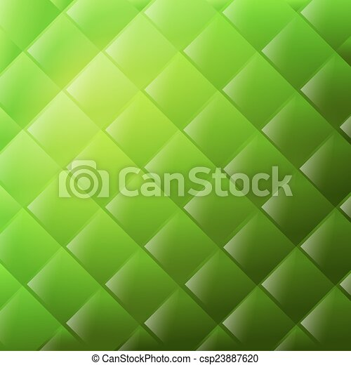 Abstract Green Background - csp23887620