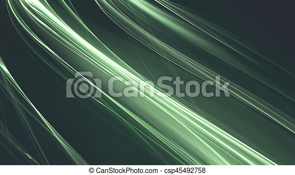 abstract green background - csp45492758