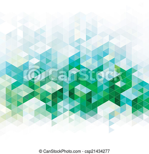 Abstract Green backgrounds. - csp21434277