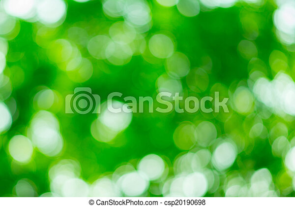 abstract green nature background (1 - csp20190698