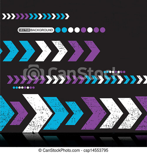 Abstract grunge background - csp14553795