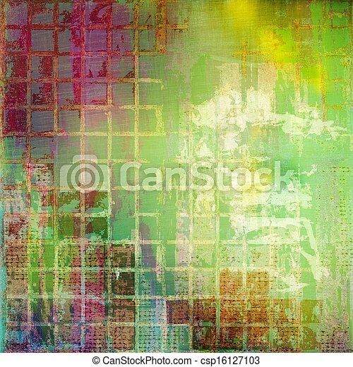 Abstract grunge background - csp16127103