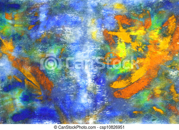 Art Painting Backdrop