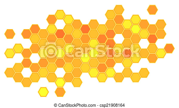 abstract honeycomb background abstract honeycomb geometry clip rh canstockphoto com honeycomb clipart black and white honeycomb shape clipart