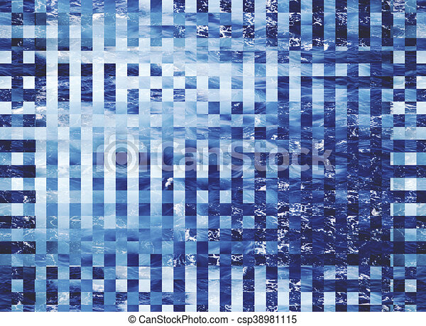 Abstract illustration - csp38981115