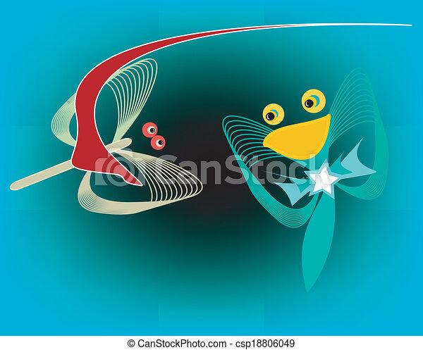 Abstract Illustration - csp18806049