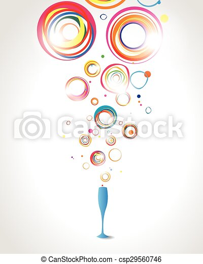 Abstract illustration - csp29560746