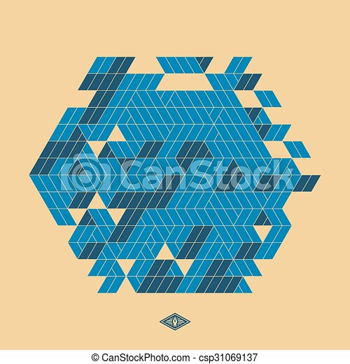 Abstract Illustration.  - csp31069137