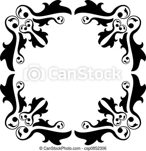 abstract  illustration - csp0852306