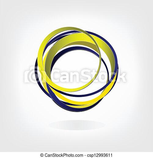 Abstract illustration - csp12993611